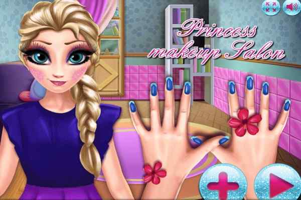 Play Princess Beauty Salon