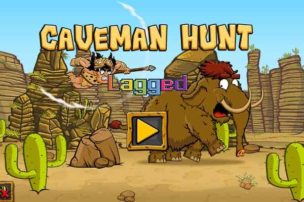 Play Caveman Hunt