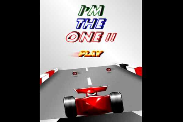 Play Im the one