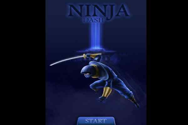 Play NinjaDash
