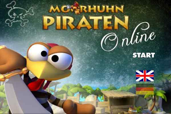 Moorhuhn Pirates Games - Play Online Free : Atmegame com