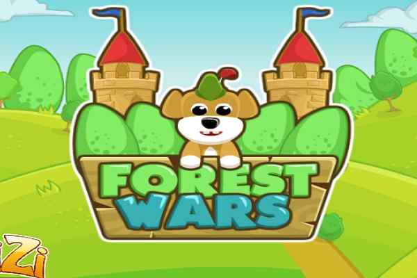 Play Forest Wars