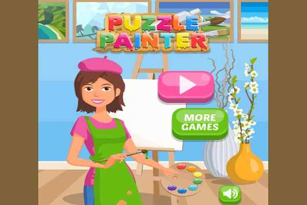 Play Puzzle Painter