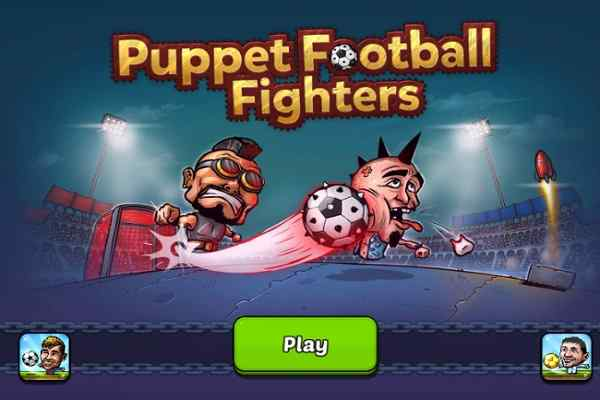 Play Puppet Football Fighters