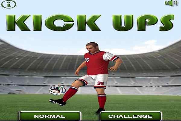 Play Kick Ups