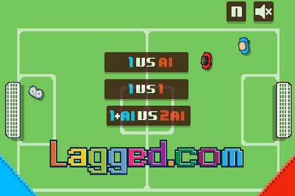 Play Pixel Soccer