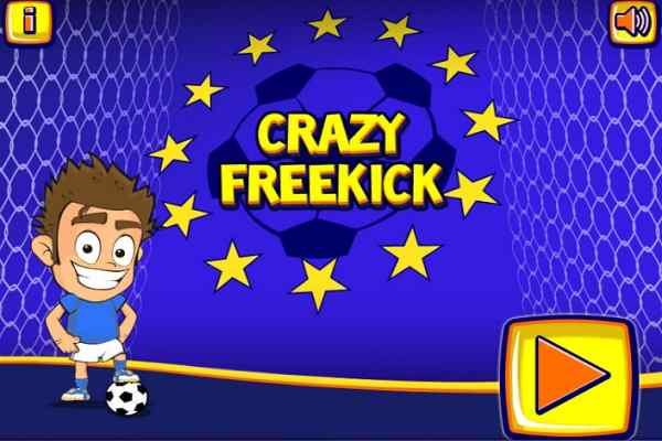 Play Crazy Freekick Game