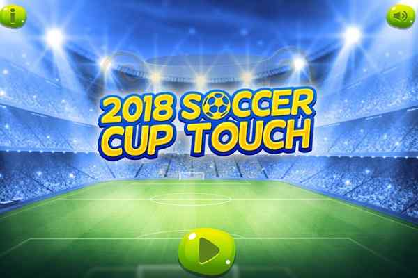 Play 2018 Soccer Cup touch