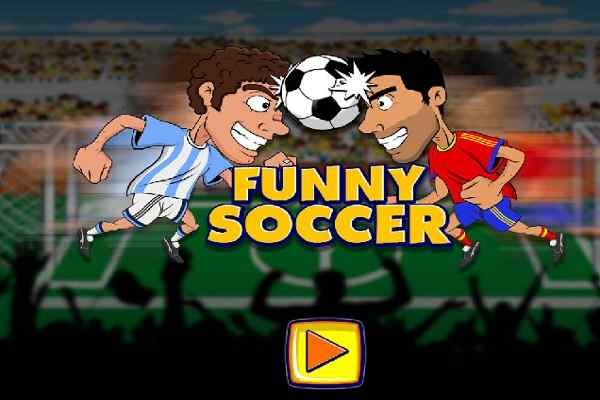Play Funny Soccer Game