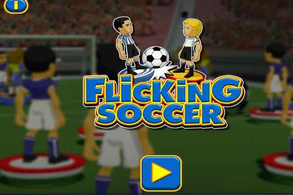 Play FlickingSoccer