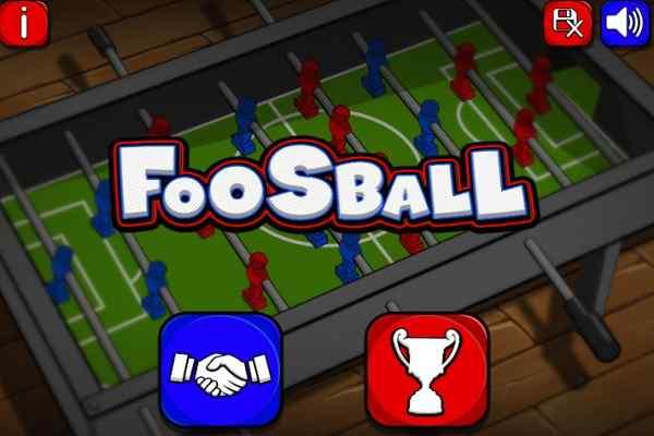Play Foosball