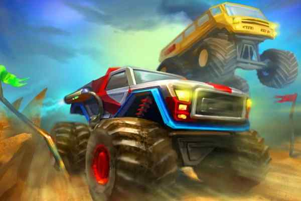 Play Monster Wheels 2