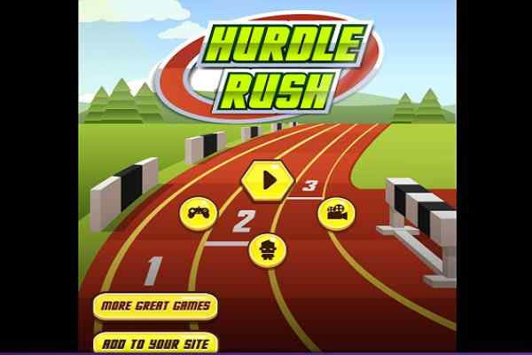 Play Hurdle Rush