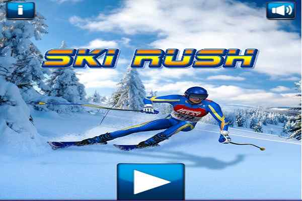 Play Ski Rush Game