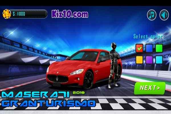 Play Maserati Gran Turismo 2018