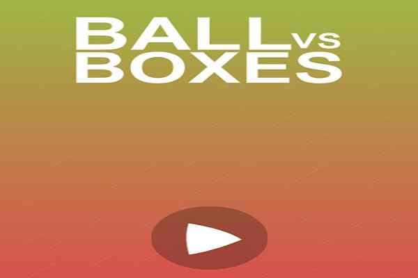 Play Ball Vs Boxes