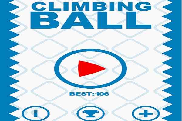 Play Climbing Ball