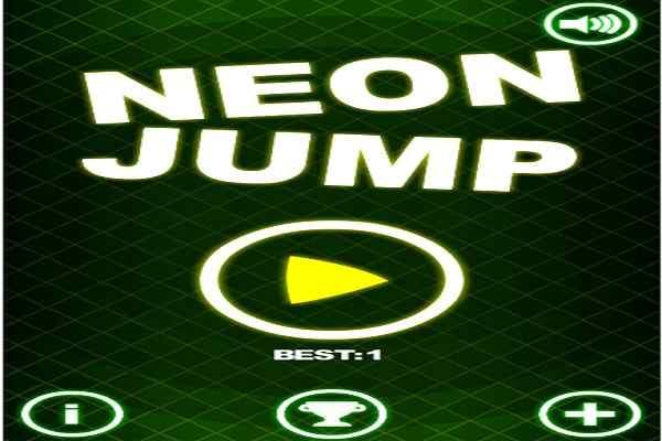 Play Neon Jump