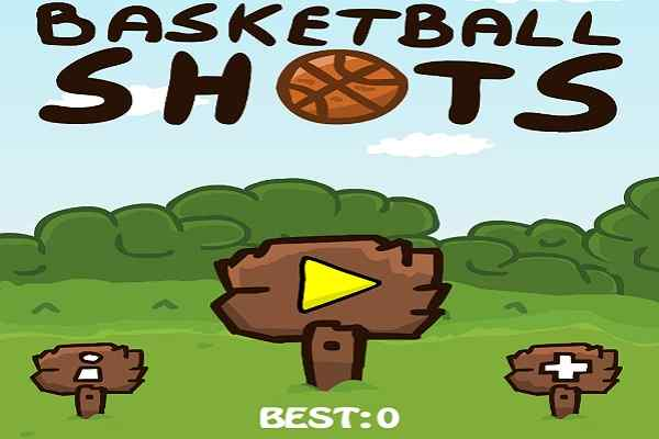 Play Basketball Shots