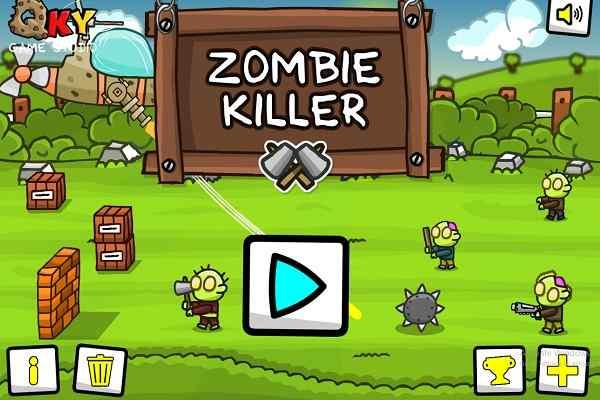 Play Zombie Killer