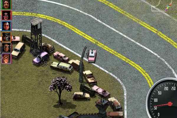 Play Death Racers 2