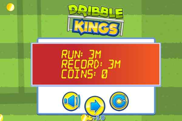 Play Dribble Kings