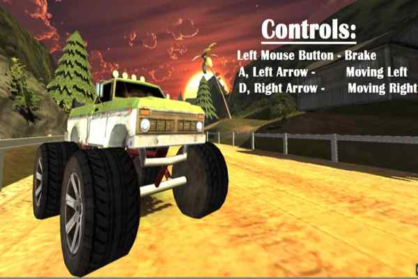 Play Monster Truck Beginning
