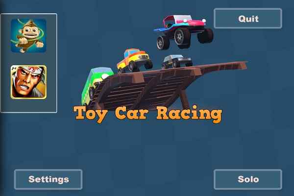 Play Toy Car Racing