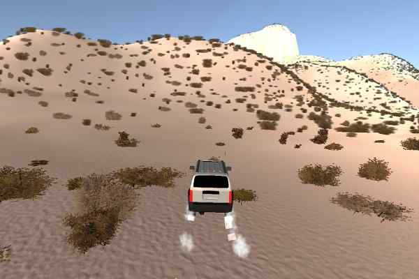 Play Desert Racing