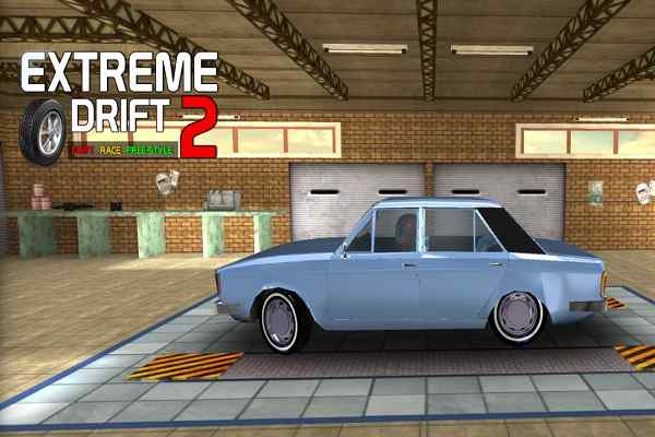 Play Extreme Drift 2