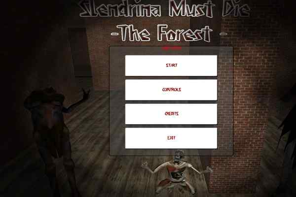 Play Slendrina Must Die The Forest