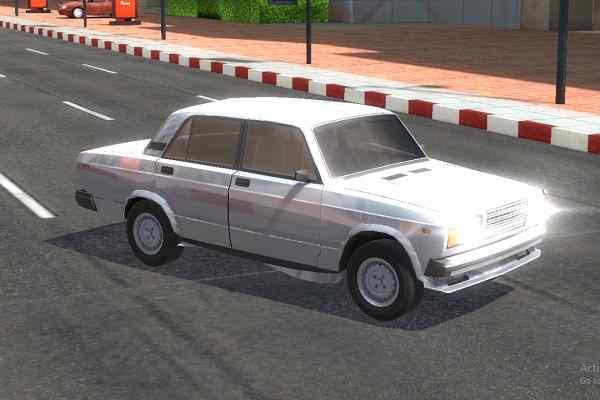 Play City Car Racer