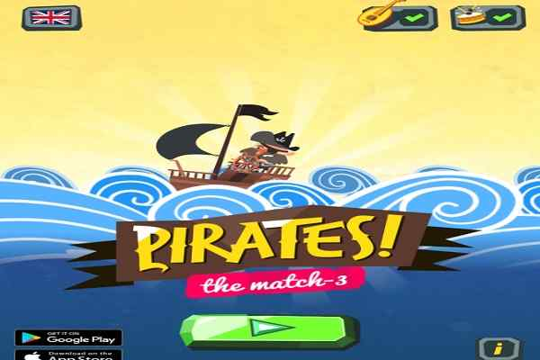 Play Pirates  The match 3