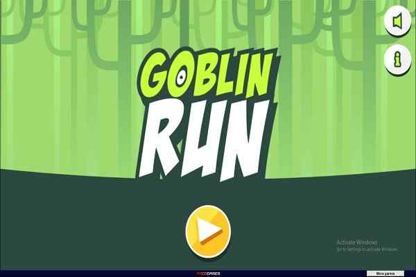 Play Goblin Run