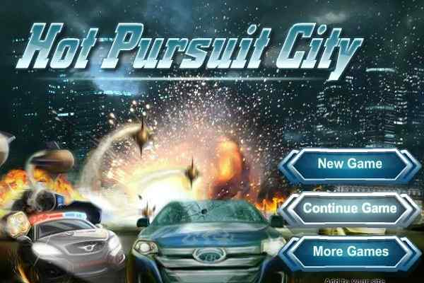 Play Hot Pursuit City