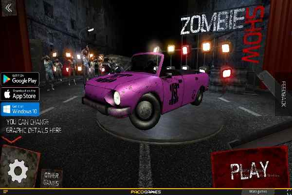 Play Zombie Show