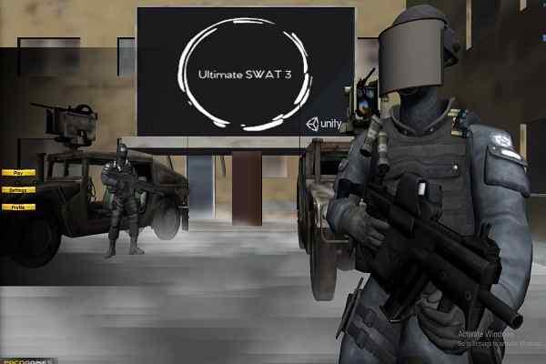 Play SWAT 3