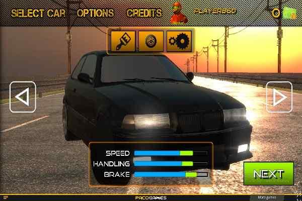 Play Highway Racing Online