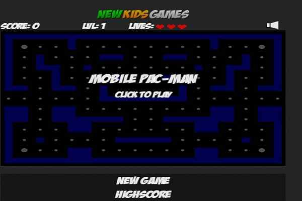 Play Mobile PacMan