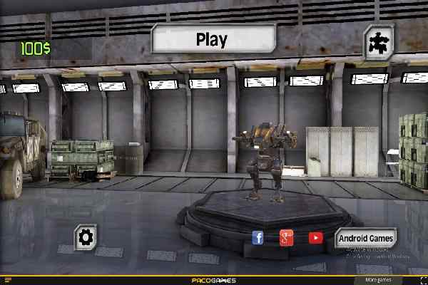 Play Real Mech Robot  Steel War 3D