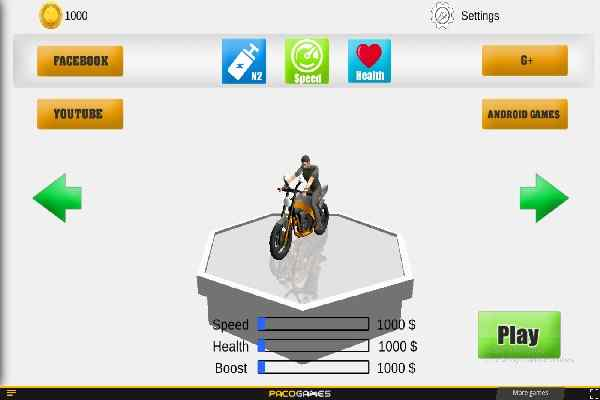 Play Moto Bike Racer Grand Highway Nitro 3D