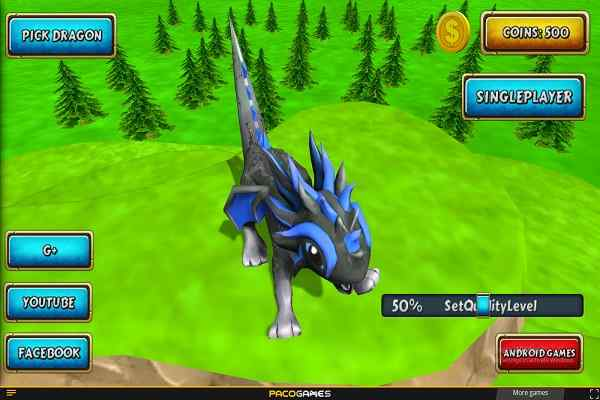 Play Little Dragon Heroes World Sim