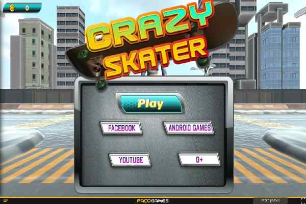 Play Real Extreme Girl Skater