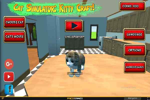 Play Cat Simulator  Kitty Craft