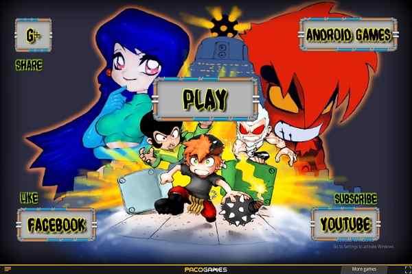 Play Bomber Boom Kid