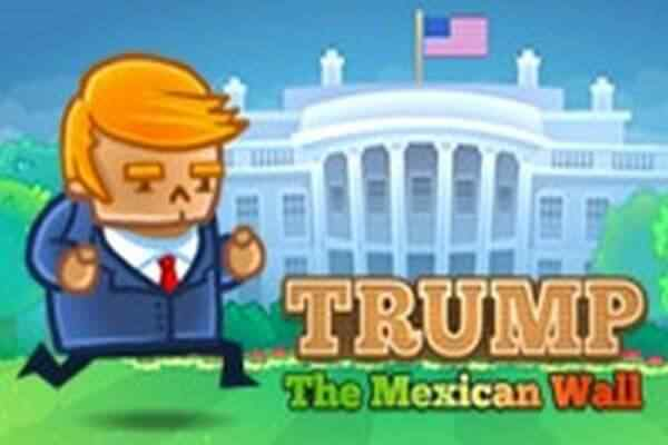 Play Trump: The Mexican Wall