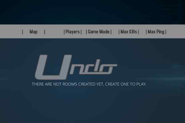 Play Undo