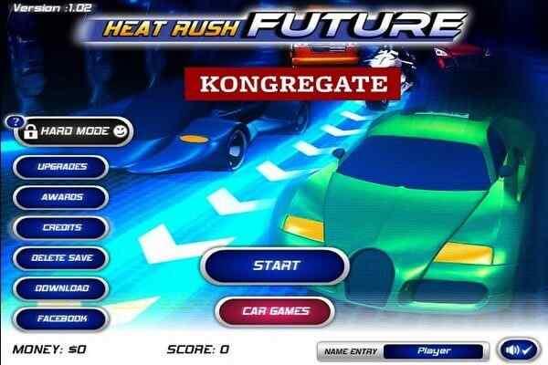 Play Heat Rush Future