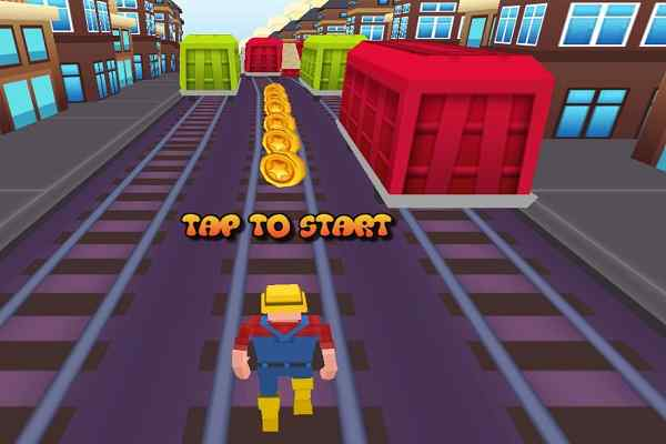 Play Real Metro Jump