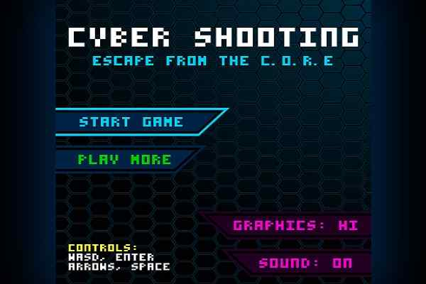 Play Cyber Shooting